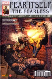 Fear Itself : the Fearless (Panini) -4- The Fearless (4/6)
