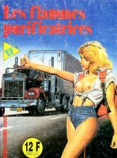 Histoires noires (Elvifrance) -140- Les flammes purificatrices