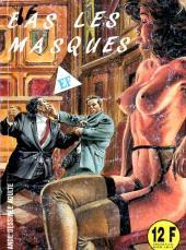 Histoires noires (Elvifrance) -141- Bas les masques