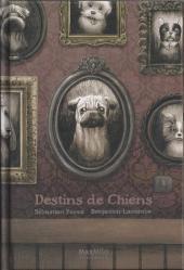 (AUT) Lacombe, Benjamin - Destins de chiens