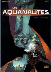 Les aquanautes (Parnotte/Mallié) -1a- Physilia