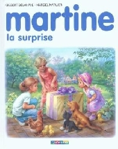 Martine -52- Martine, La surprise