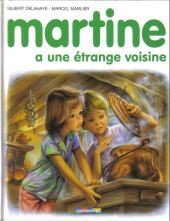 Martine -39- A une étrange voisine