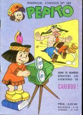 Pepito (1re Série - SAGE) -188- Les pirates fantômes - 2