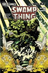 Swamp Thing (2011) -INT01- Raise Them Bones