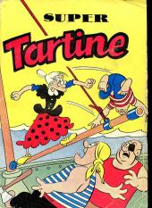 Tartine -REC- Super Tartine (du n°91 au n°96)