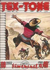 Tex-Tone -231- La découverte du professeur