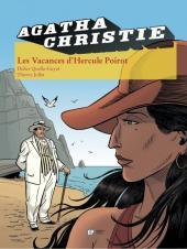 Agatha Christie (Emmanuel Proust Éditions) -23- Les Vacances d'Hercule Poirot