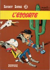Lucky Luke -28a86- L'Escorte