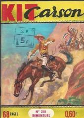 Kit Carson -319- Le vagabond