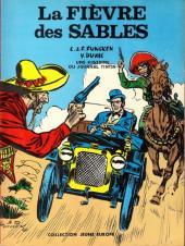 Doc Silver -2'- La Fièvre des sables
