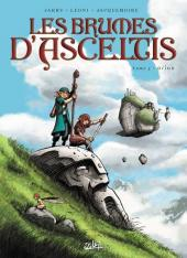 Les brumes d'Asceltis -5- Orian
