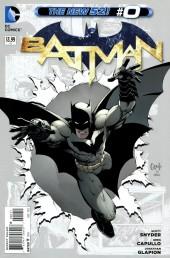 Batman (2011) -0- Bright New Yesterday: Tomorrow
