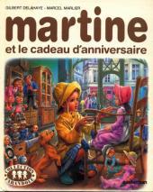 Martine -38- Martine et le cadeau d'anniversaire