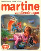 Martine -42- Martine va déménager