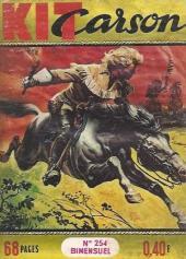 Kit Carson -254- Un dangereux heritage
