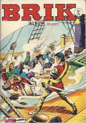 Brik (Mon journal) -Rec34- Album N°34 (du n°133 au n°136)