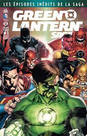 Green Lantern Saga -HS01- Les épisodes inédits de la saga