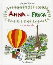 Anna et Froga -5- En vadrouille