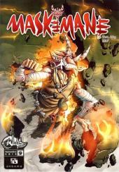 Maskemane -9- L'homme aux 1000 visages