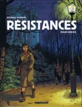 Résistances -3- Marianne