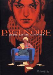 Page Noire -a- Page noire