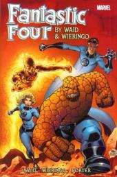 Fantastic Four Vol.3 (Marvel comics - 1998) -ULT03- Fantastic Four by Waid & Wieringo Ultimate Collection Book 3