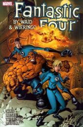 Fantastic Four Vol.3 (Marvel comics - 1998) -ULT04- Fantastic Four by Waid & Wieringo Ultimate Collection Book 4