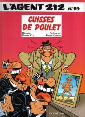 L'agent 212 -19b00- Cuisses de Poulet