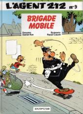 L'agent 212 -9a1995- Brigade mobile