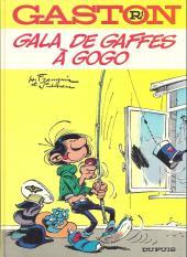 Gaston -R1c84/10- Gala de gaffes à gogo
