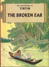 Tintin (The Adventures of) -6a79- The Broken Ear