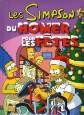 Les simpson (Jungle !) -HS2- Du Homer pour les fêtes