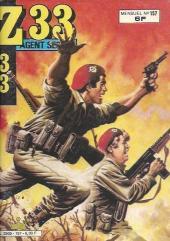Z33 agent secret -157- Une tombe dans le sable