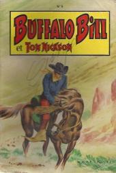 Buffalo Bill (Éditions Mondiales) -Rec09- Album n°9 (du n°49 au n°51)