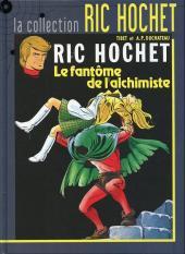 Ric Hochet - La collection (Hachette) -30- Le fantôme de l'alchimiste