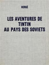 Tintin (Historique) -1ES- Tintin au pays des Soviets