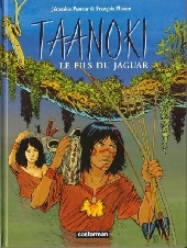 Taanoki -2- Le fils du jaguar