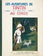 Tintin (Historique) -2'- Tintin au Congo