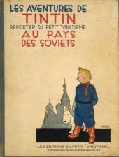 Tintin (Historique) -1TT- Tintin au pays des Soviets
