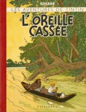 Tintin (Historique) -6A21- L'oreille cassée