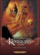 Les contes du Korrigan -7a- Livre septième : L'assemblée des bardes