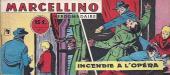 Marcellino -5- Incendie à l'opéra
