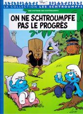 Les schtroumpfs - Collection Télé 7 jours -16- On ne schtroumpfe pas le progrès