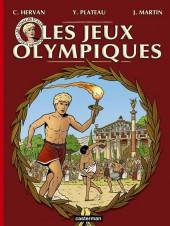 Alix (Les Voyages d') -20b2012- Les jeux olympiques