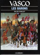 Vasco -5c1999- Les Barons