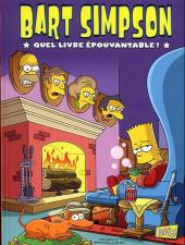 Bart Simpson (Jungle !) -4- Quel livre épouvantable !