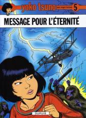 Yoko Tsuno -5c08- Message pour l'éternité