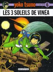 Yoko Tsuno -6a2006- Les 3 soleils de Vinéa