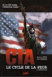CIA - Le cycle de la peur -3- La dernière minute